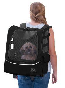 Pet Gear I-GO2 Roller dog Backpack carrier