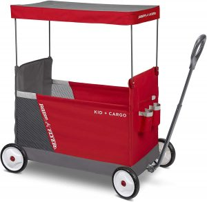 Radio Flyer Canopy Folding Wagon
