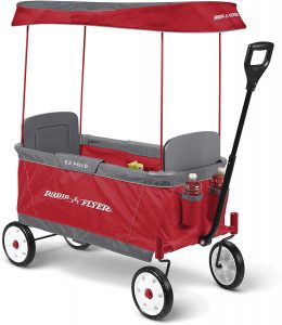 Radio Flyer EZ Ultimate Folding Wagon