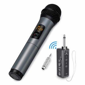 SAWAKE Wireless Bluetooth Microphone
