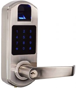 SCYAN X9 Fingerprint Door Lock