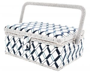 Saint Jane STJZ10027-151  Best Sewing Basket