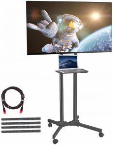 Suptek Mobile TV stand