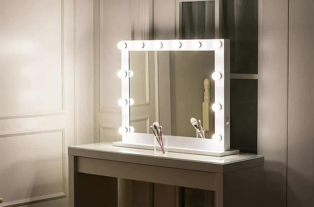 Best Vanity Mirror with Lights & Makeup Mirrors with Lights in 2020 Reviews