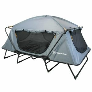 Winterial Double Camping Tent Cot