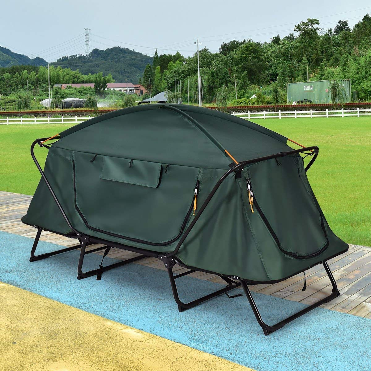 Top 10 Best Cot Tents in 2020 Reviews | Camping Cot Tents