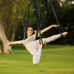 yoga swings