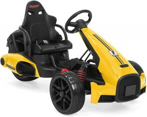 12V Go-Kart Racer