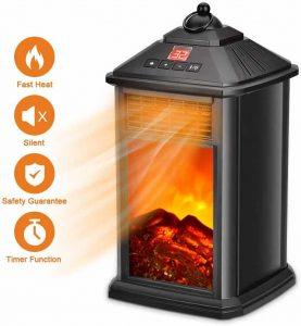 Air Choice Fireplace Portable Heater