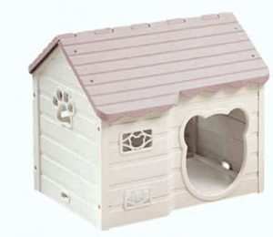 Alpha Dog Series Indoor Plastic Doghouse