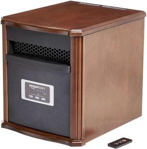 AmazonBasics Eco-Smart Space Heater