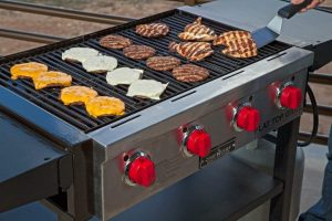 Camp Chef Flat Top Outdoor Griddle