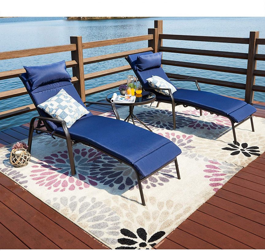 Folding Lounger Chairs