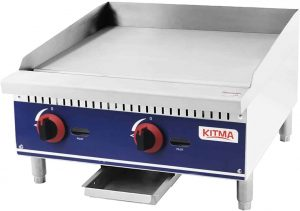 KITMA Commercial Outdoor Griddle, 60,000 BTU