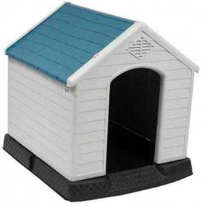 Plastic Indoor Outdoor Dog House