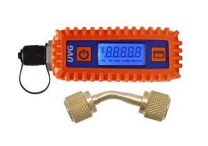 Uniweld UVG Digital Vacuum Gauge & Adaptor