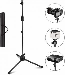 XZC Portable Projector Stand