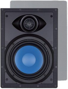 InwallTech TM6W 2-Way In-Wall Speakers