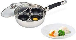 Modern Innovations Egg Poacher Pan Cooker
