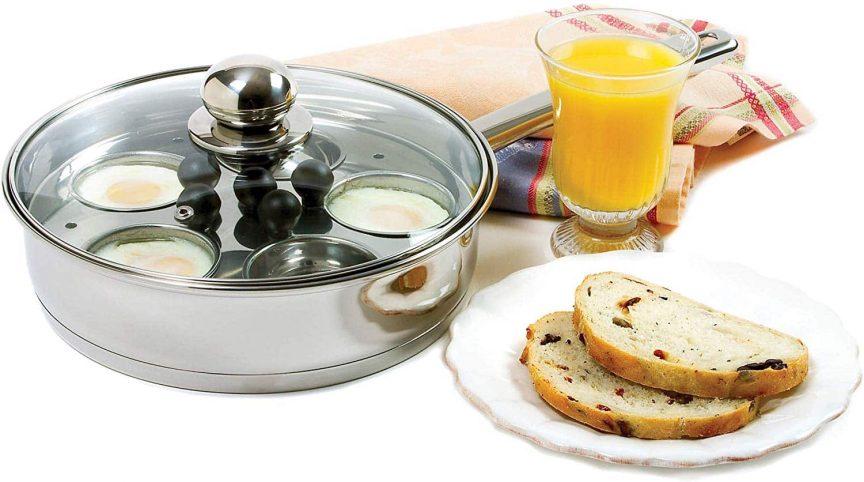 egg poacher pans