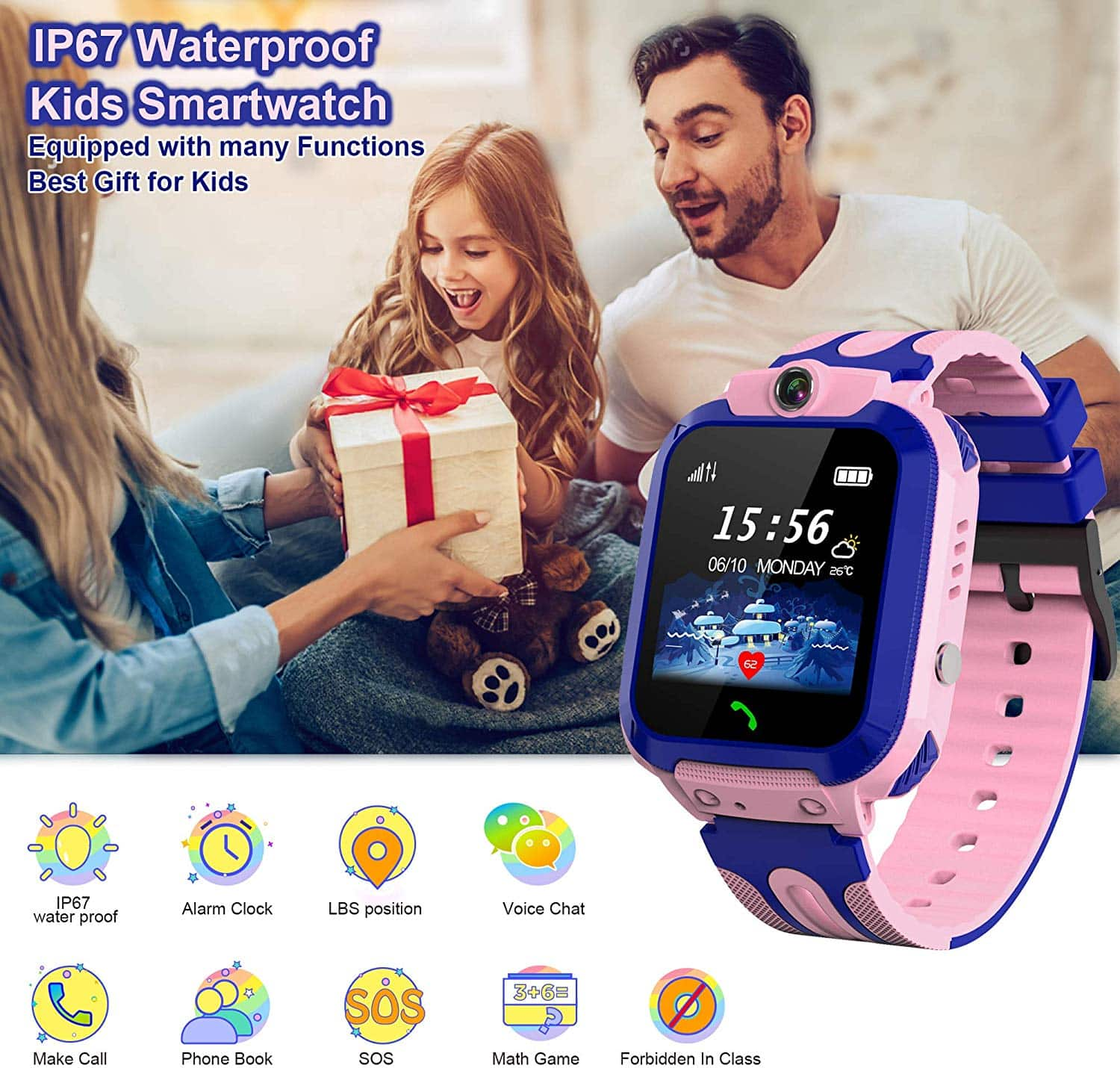 Top 10 Best Kid Watches Phone in 2020 Reviews & Buying Guide