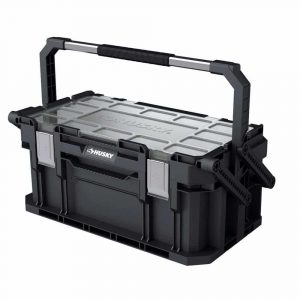 "22"" Connect Heavy-Duty Portable Tool Bo"