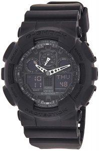 Casio G-SHOCK GA 100-1A1 Military Series Watch