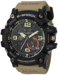 Casio G Shock Quartz Watch w/Resin Strap