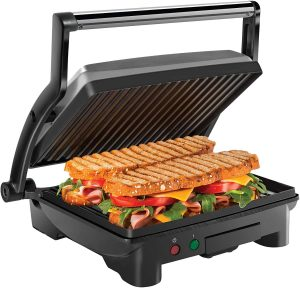 Chefman Panini Press Grill and Gourmet Sandwich Maker