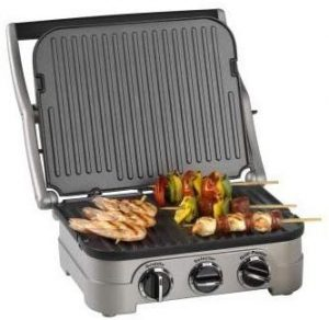 Cuisinart 5 In-1 Griddler with Panini Press