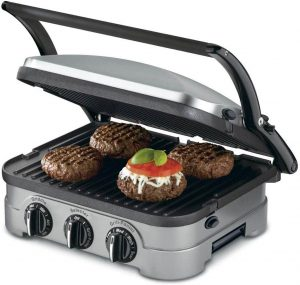 Cuisinart 5-in-1 Function Contact Counter-top Grill