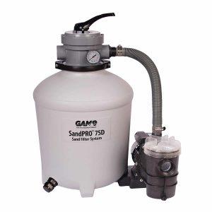 GAME SandPRO 75D Series Sand Filter System