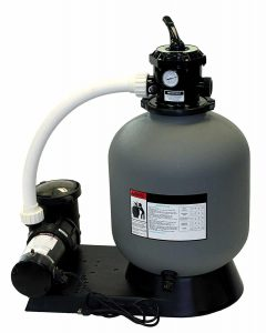 Rx Clear Radiant Complete Sand Filter System