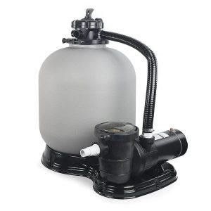"XtremepowerUS 4500GPH 19"" Sand Filter Pump"