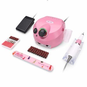 Belle Professional Electric Nail Drill File Machine
