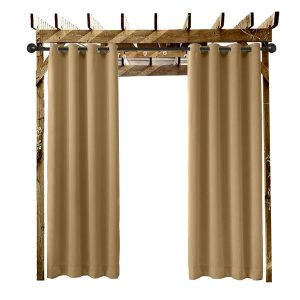 ChadMade Outdoor Curtain