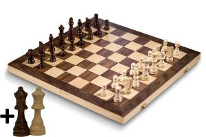 GrowUpSmart Smart Tactics Chess Set