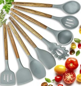 Home Hero 8 Kitchen Utensils Set