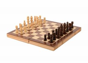 Kangaroo Wooden Chess Set
