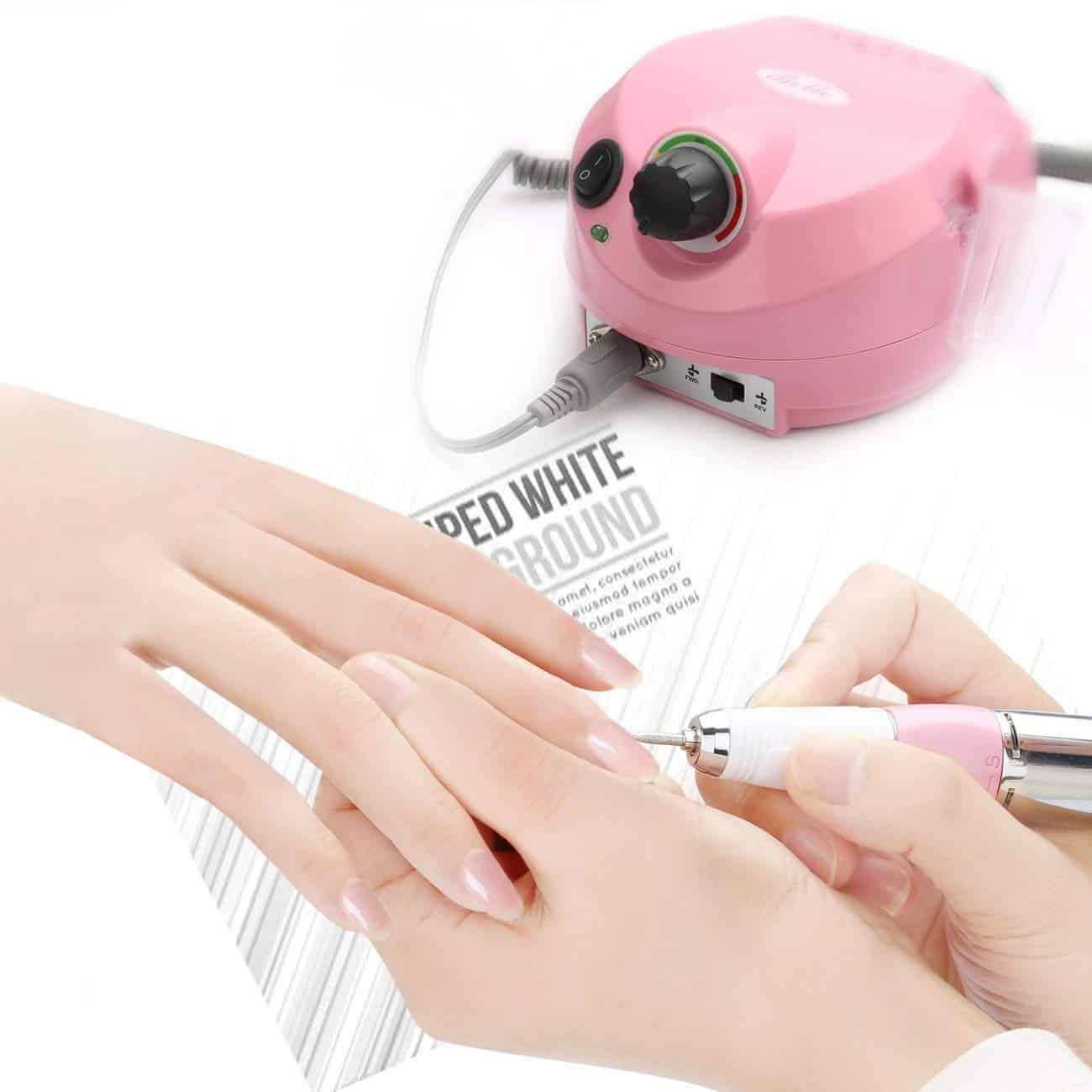Top 10 Best Professional Electric Nail Drills In 2020 Reviews | Buyer's Guide