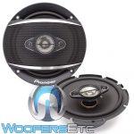 3-way Car Speakers