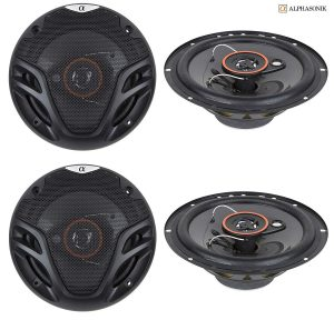 Alphasonik AS26 Max Car Speakers