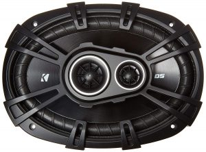 Kicker 43DSC69304 D-Series 3-way speakers