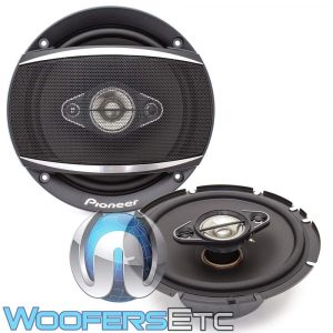 Pioneer TS-A1680F Car Speakers
