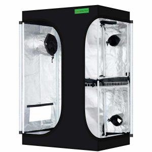 VIPARSPECTRA Mylar Hydroponic Grow Tent