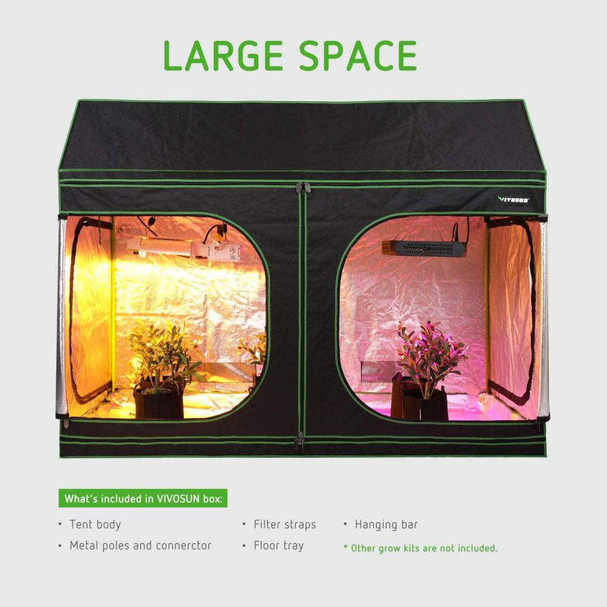 Yield Lab Grow Tents