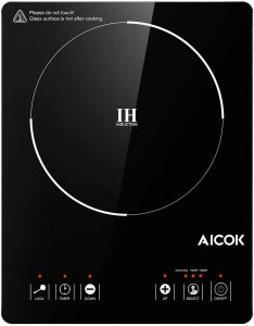 Aicok Portable Induction Hot Plate