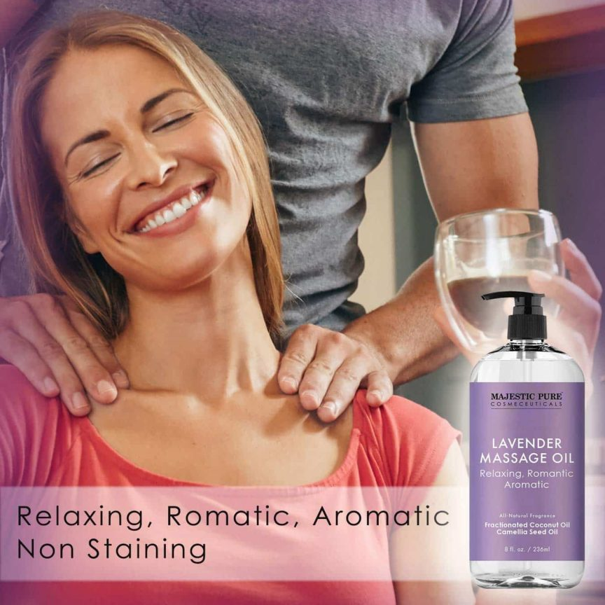 Body Warming Massage Oil