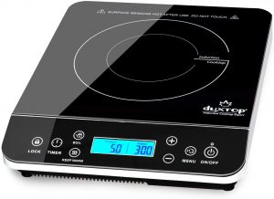 Duxtop Portable Induction Hot Plate