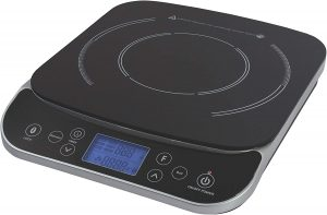 Max Burton #6450 Digital Induction Hot Plate Cooktop